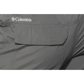 Columbia Silver Ridge II Pantalon convertible avec fermeture éclair Homme, grill